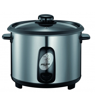 10 Cup Stainless Rice Cooker