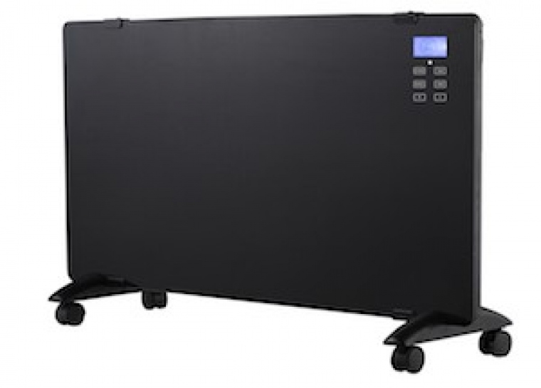 Glass Convector Heater 1500W